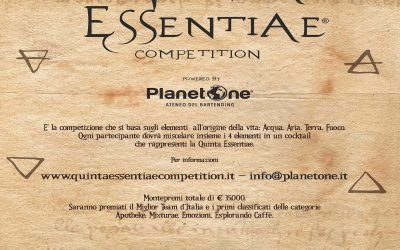"Imperdibile partner nella competizione ""QuintaEssentiae"""