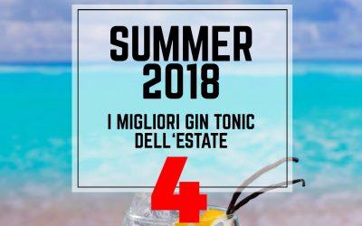 I migliori Gin Tonic dell'estate