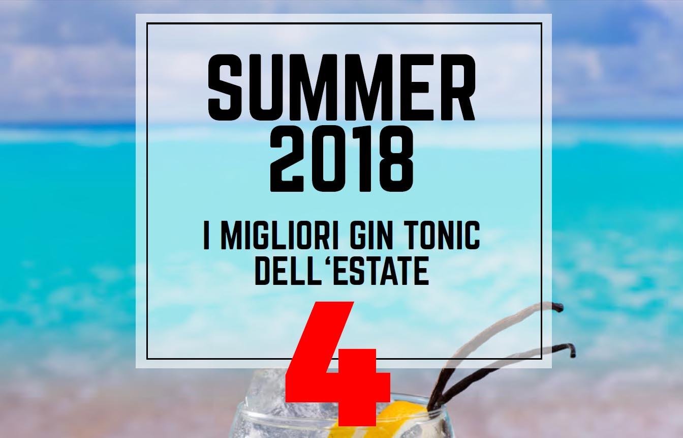 migliori Gin Tonic